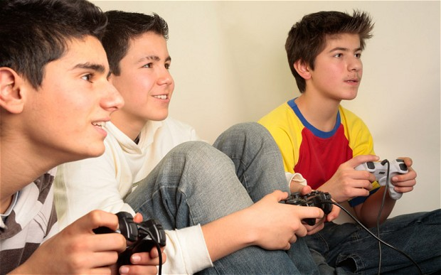 Teenagere - Gamer