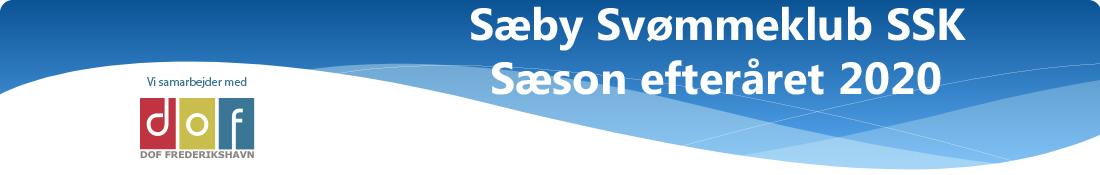 Topbanner Sæby Svømmeklub