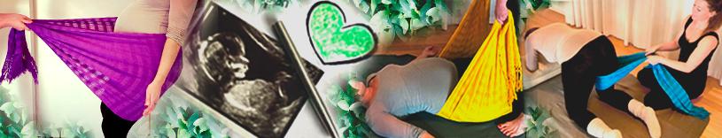 Rebozomassage under graviditeten