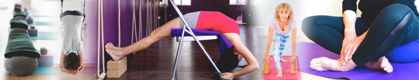 Iyengar Yoga i Fredericia